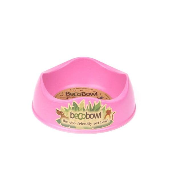 Miska dla psa/kota Beco Bowl 26 cm, różowa