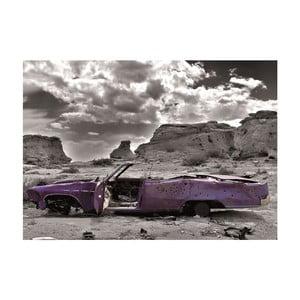 Fototapeta Cadillac in Pink, 400x280 cm