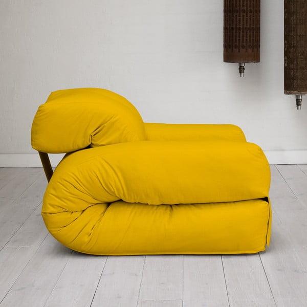 Fotel rozkładany Karup Hippo Amarillo