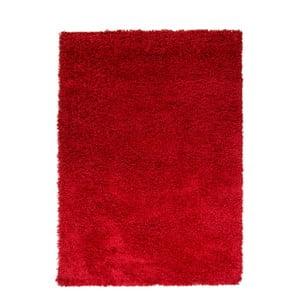Czerwony dywan Flair Rugs Cariboo Red, 120x170cm