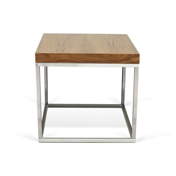 Mały stolik TemaHome Prairie Chrome