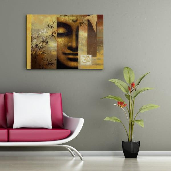 """Obraz na płótnie """"Buddha"""", 50x70 cm"""