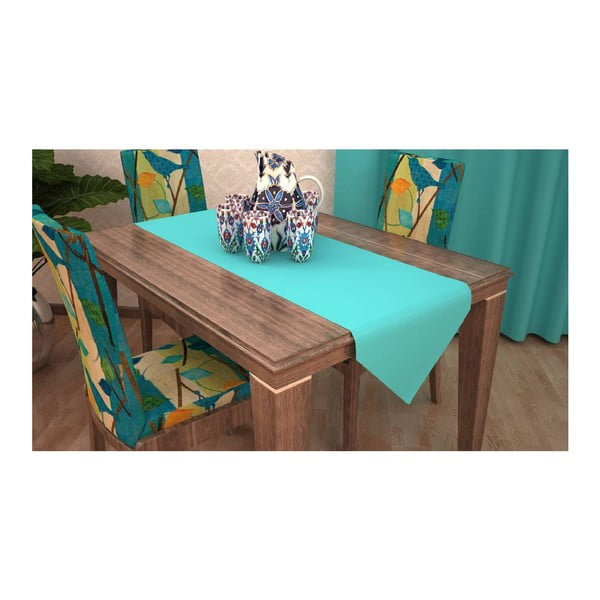 Bieżnik Turquoise, 45x175 cm