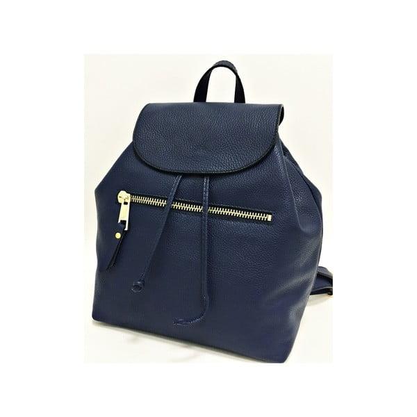 Skórzany plecak Era Blue