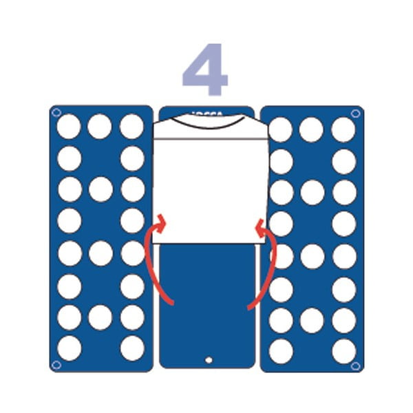 Deska do składania koszulek