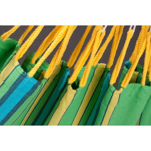 Hamak Currambera dwuosobowy, zielone