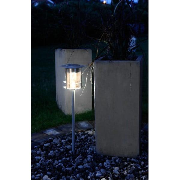Lampa ogrodowa Solar Energy Path Light Steel