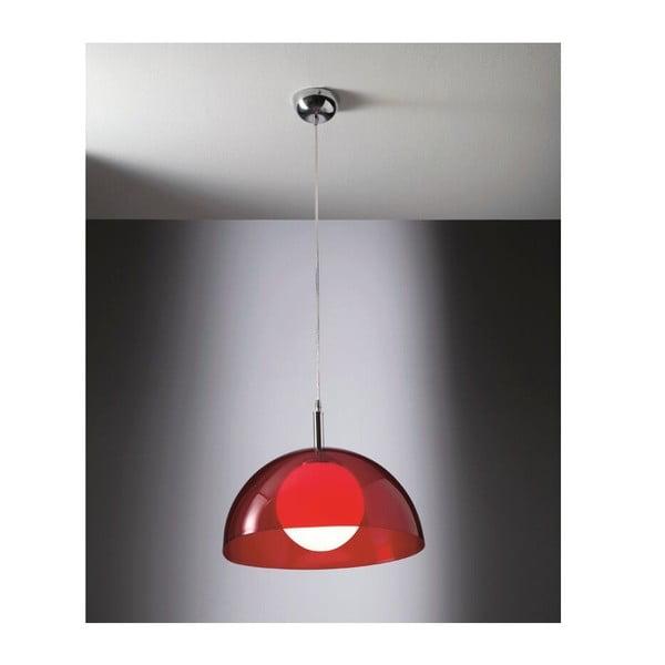 Lampa wisząca Tomasucci Silty Red