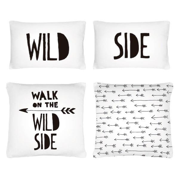 Zestaw 3 poduszek Wild Side