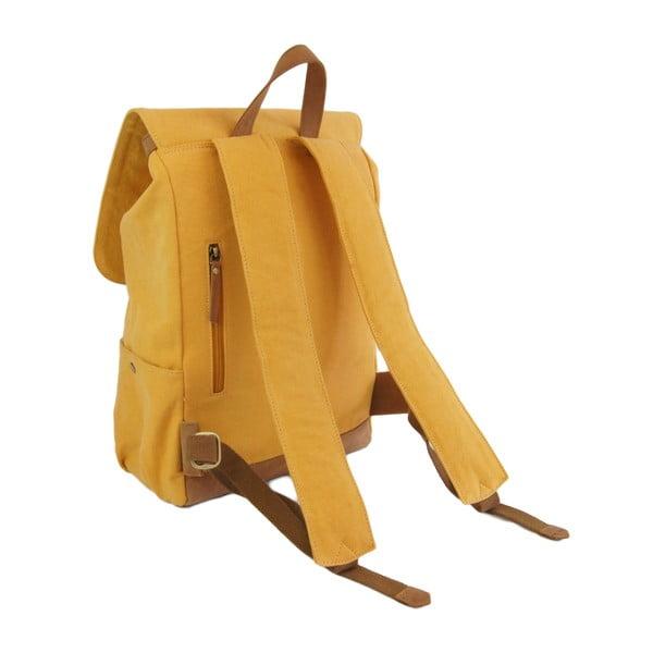 Plecak O My Bag Mau, musztardowy