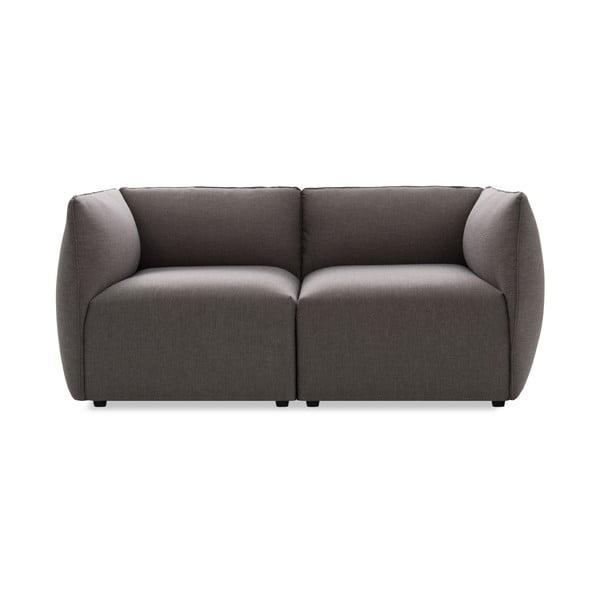 Sofa dwuosobowa VIVONITA Cube Grey