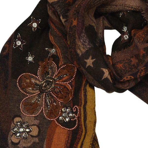 Chusta wełniana Shirin Sehan - Stella Autumn