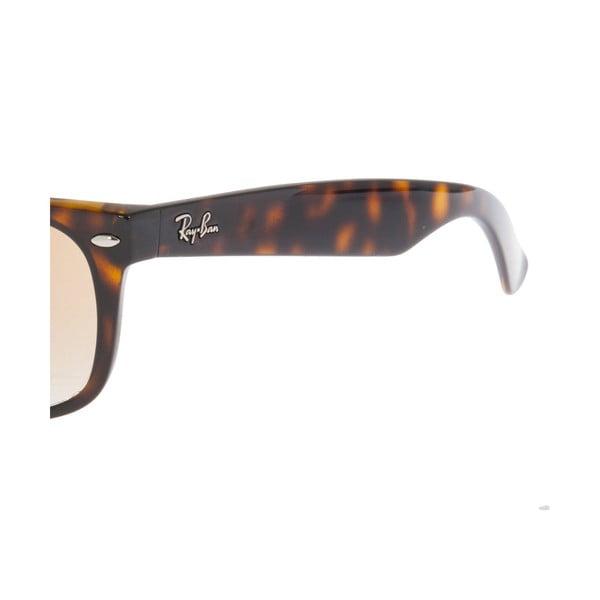 Okulary przeciwsłoneczne, męskie Ray-Ban 2132 Heather Brown 55 mm