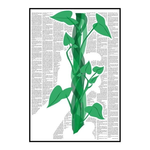 """Zestaw 5 plakatów """"Bajki"""", 21x29,7 cm"""