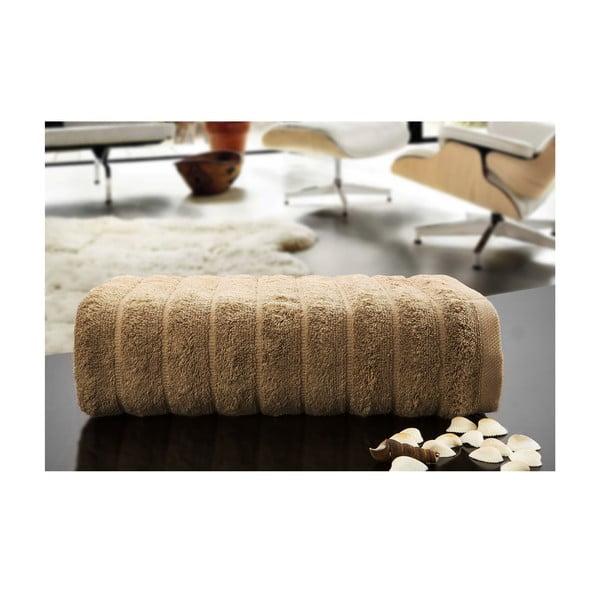 Ręcznik Dalga Brown, 100x150 cm