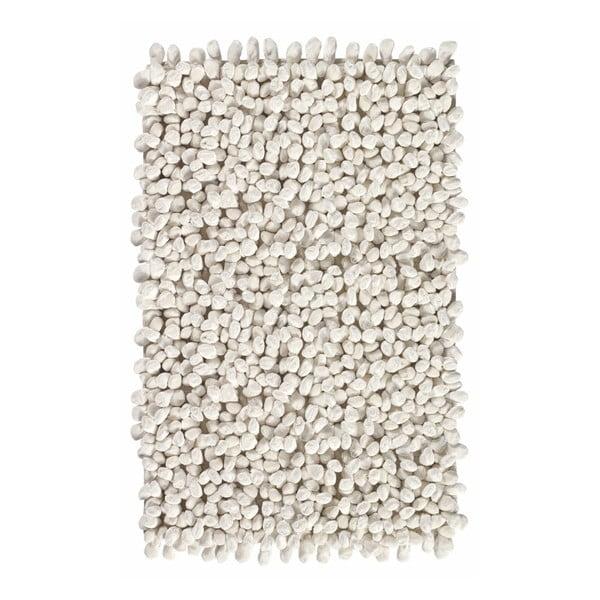 Dywanik łazienkowy Aquanova Rocca Ivory, 60x100 cm