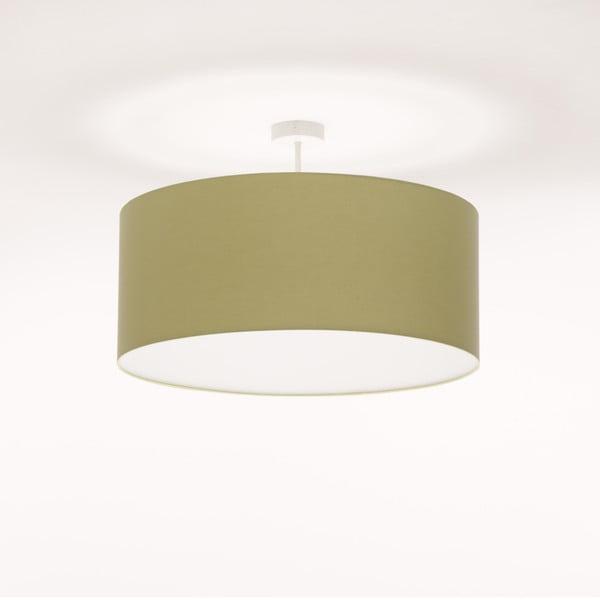 Zielona lampa wisząca Artist, Ø 60 cm