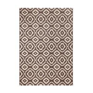 Brązowy dywan Mint Rugs Diamond Ornamental, 200x290cm