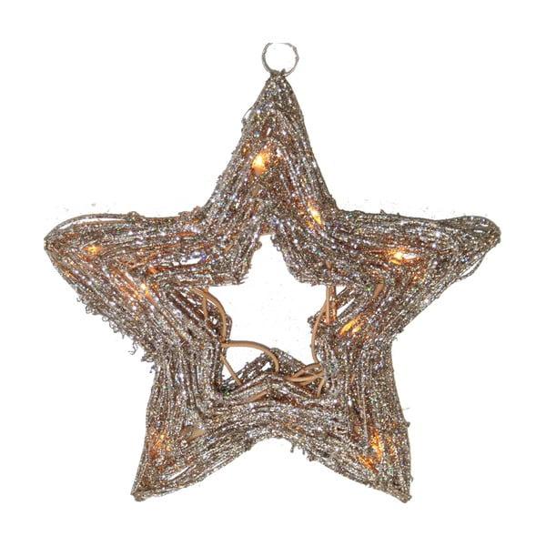 Gwiazda świecąca Gold Star
