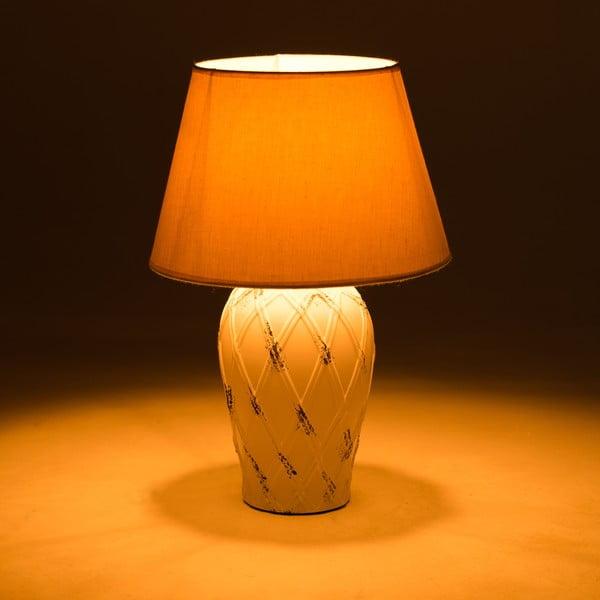 Ceramiczna lampa stołowa Ceramino