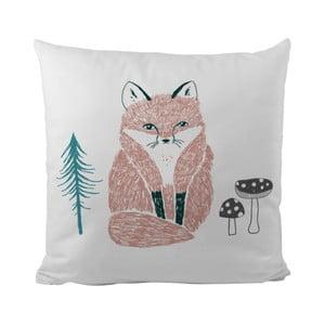 Poduszka   Fox Mina, 50x50 cm