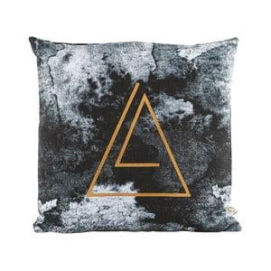 Poszewka na poduszkę Triangle Shades, 50x50 cm