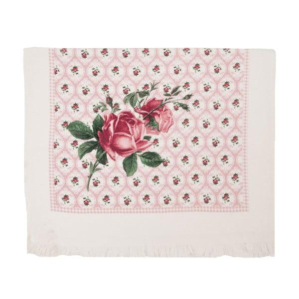Mata stołowa Clayre Roses, 40x60 cm