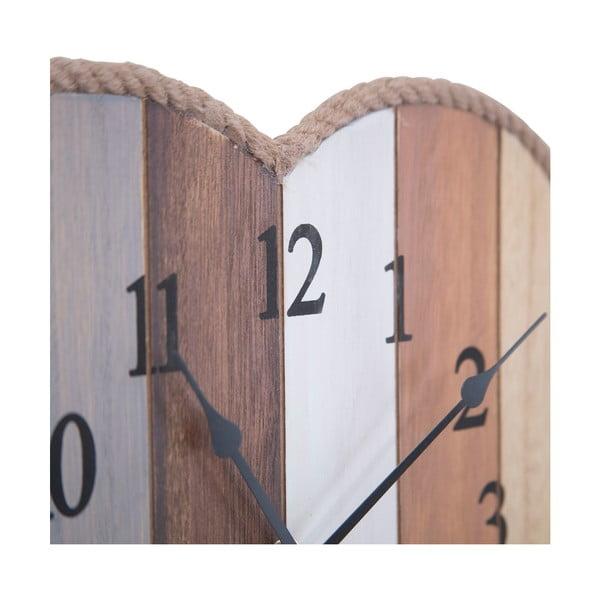 Zegar ścienny Mauro Ferretti Cuore Lignes