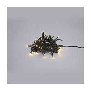 Czarna girlanda świetlna LED Markslöjd Sken Multi Lungo, 240 lampek