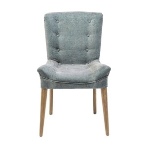 Niebieskie krzesło Kare Design Stay