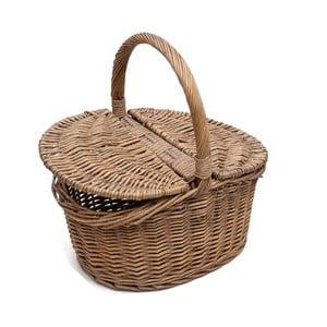 Koszyk wiklinowy Antic Line Picnico
