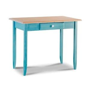 Stół Castagnetti Fir, turkusowy