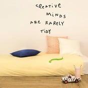 Naklejka Creative Minds, 28x31 cm
