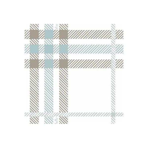 Zestaw pościeli i 2 poduszek Furia Lavanda, 200x200cm