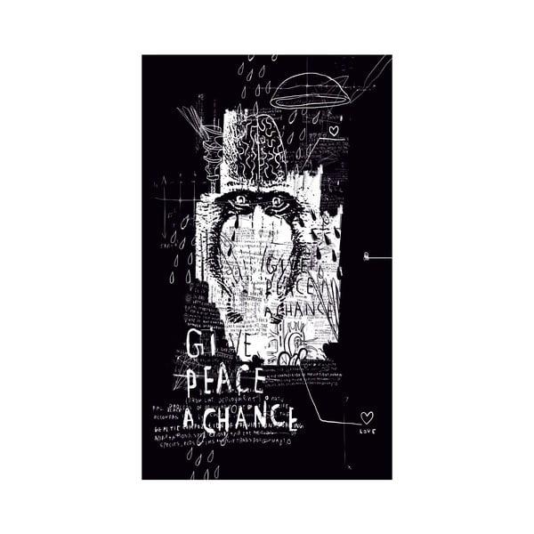Obraz Black&White no. 1, 41x70 cm