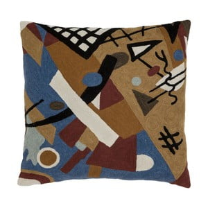 Poszewka na poduszkę Kandinsky Movement, 45x45 cm