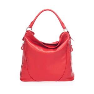 Skórzana torebka Markese 5138 Red
