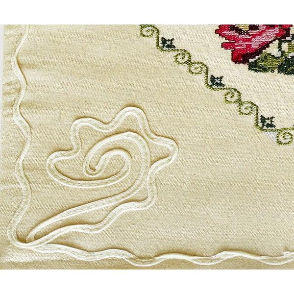 Poszewka na poduszkę Rose, 40x40 cm