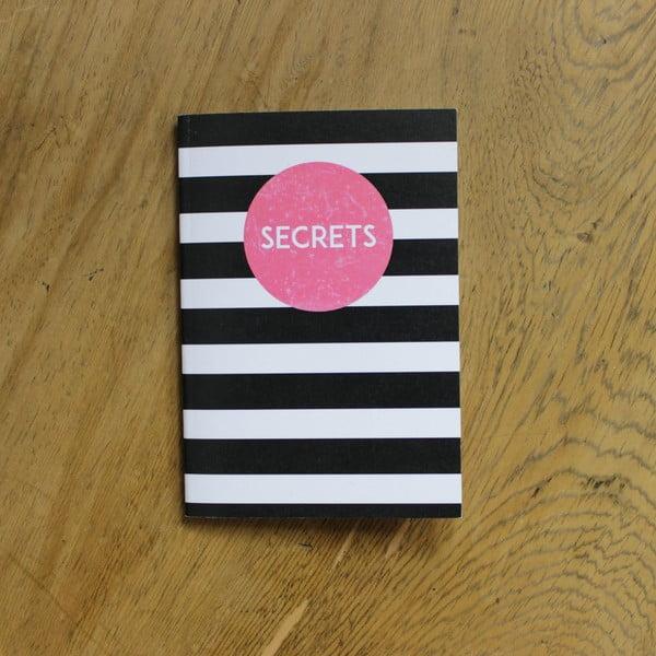 Notes Secrets A6