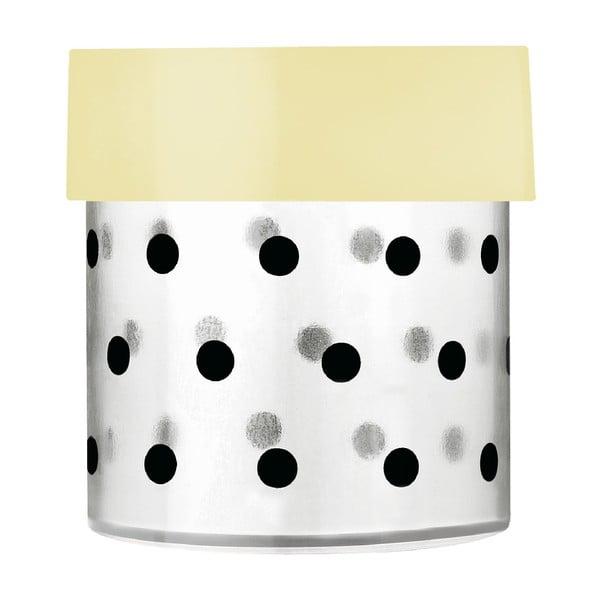 Pojemnik Dots Yellow