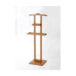 Bambusowy stojak na ubrania Compactor Range Wood