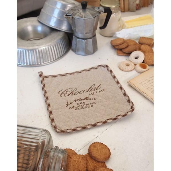 Rękawica kuchenna Chocolate Ecru