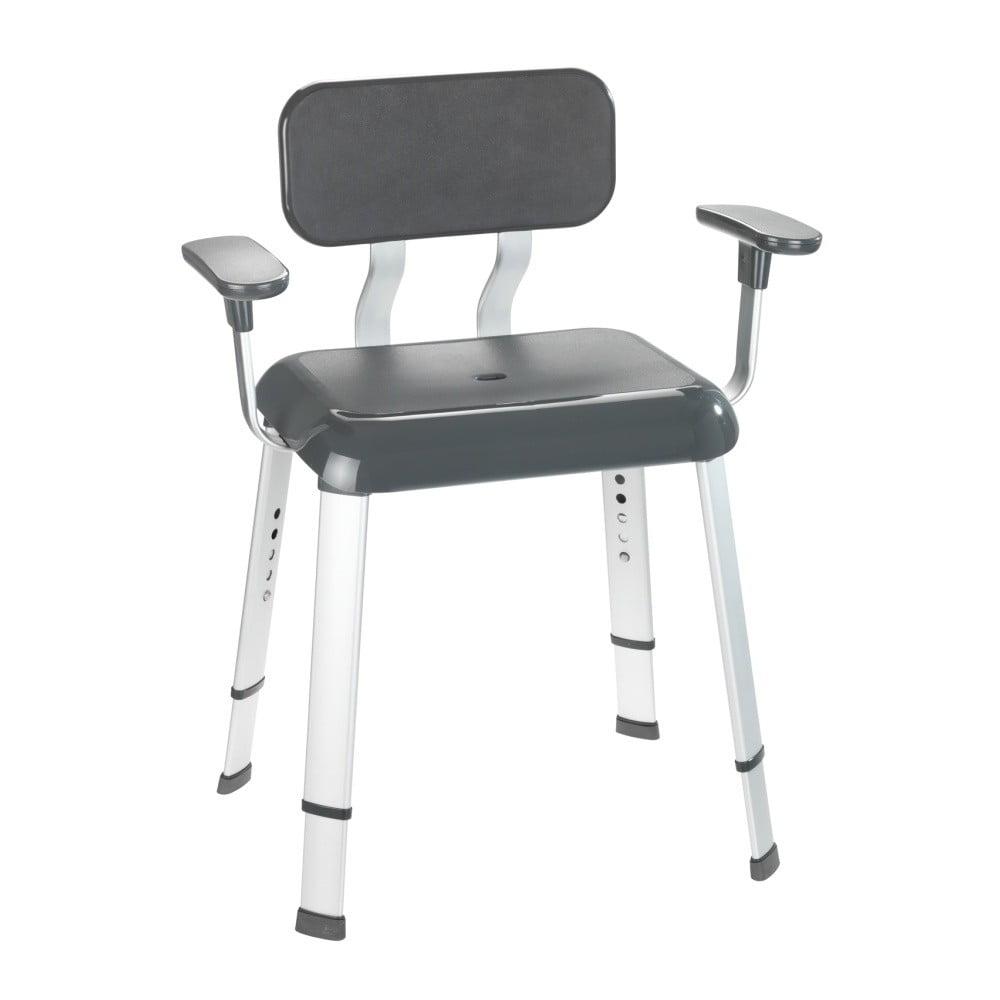 Krzesło pod prysznic z oparciem Wenko Shower Secura Premium