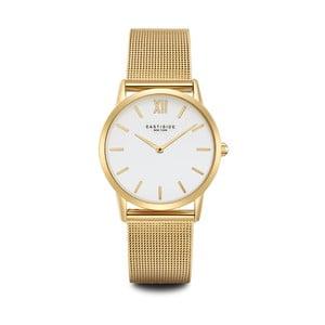 Zegarek damski w kolorze złota z białym cyferblatem Eastside Upper Union