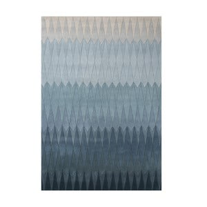 Wełniany dywan Acacia Blue, 140x200 cm