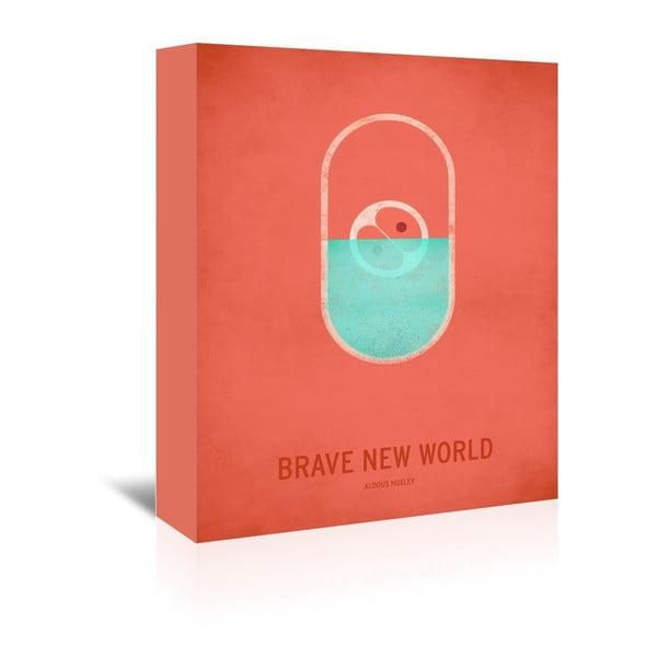 Obraz na płótnie Brave New World