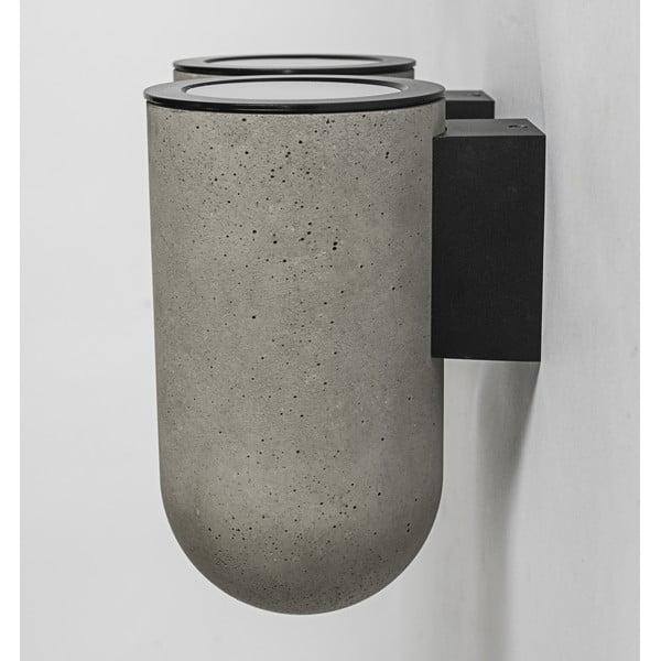 Kinkiet PEI, betonowy