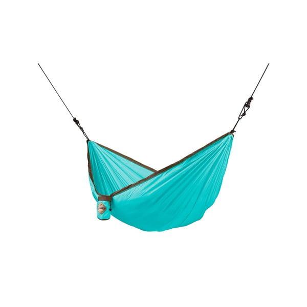 Podróżny hamak jednoosobowy Colibri, niebieski