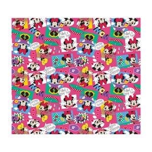 Foto zasłona AG Design Minnie & Mickey, 160x180cm