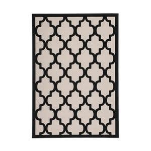 Dywan Maroc 387 Black Ivory, 80x150 cm